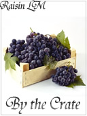 Buy wine grapes by the crate